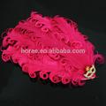 Pluma accesorios para el cabello para la niña, pluma de decoración del pelo