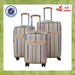 Fashion Spinner Four Wheels Super Light Luggage