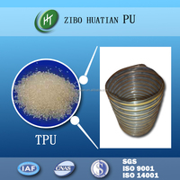 TPU resin for good wear resistance air water hose