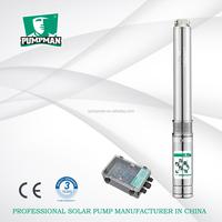 3TSC2-80-48/500 plastic impeller DC brushless motor solar submersible deep well water pump