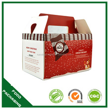differet kinds of cake box for wholesale