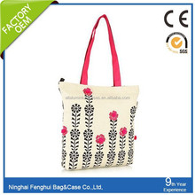 United States Style Canvans tote r Bag For Mummy