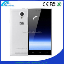 Original THL T6 Pro T6S Pro 5.0 Inch IPS HD MTK6592M Octa Core Android 4.4 3G Cell Phone 8MP CAM 1GB RAM 8GB ROM