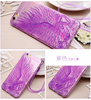 Purple Color Angel King TPU phone case for iphone 4/4s/5/5s/6/6plus
