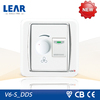 Multifunctional high quality zigbee android controlled dimmer switch