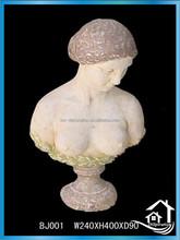 Grès imitation marbre bustes à vendre