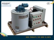 HERBIN 0.5T fresh water flake ice machine