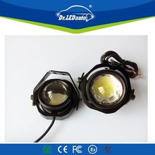 Pollution free auto led flexible drl