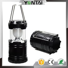 Never out of power solar lantern light rechargeable led lamp lighting products