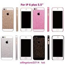"Bling Luxury Glitter Shinning Crystal Hard Case For 5.5"" Apple iphone 6 plus"
