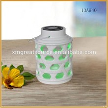 Chinese export excellent garden decoration ceramic lantern