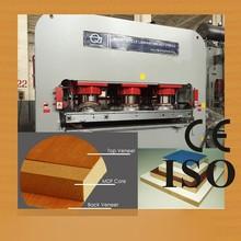 lamination board making machine / mdf board production line/powder pressing machine