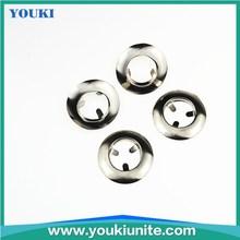 aluminum button of cap accessories