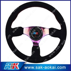 Grant aftermarket steering wheel black steering wheel for auto
