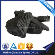HZ9110 smokeless and inflammable lump charcoal for bbq