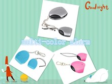 Wireless Portable Anti Lost Theft Safety Security Keychain Set personal remind Alarm
