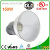 CE UL DLC IP65 outdoor industrial led high bay light 150w with MeanWell Driver