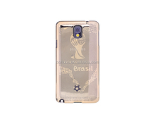 2014 world cup fashionable phone shell for Samsung Note 4