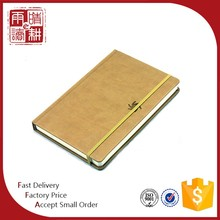 wholesale high quality french ruled paper notebook for school students with rope