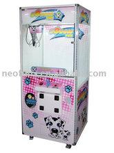 neofuns capsule toy vending machine / catch plush toy machine