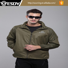 Hot selling camo hunting jacket for hunting