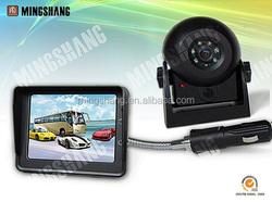 Trailer, floklift, boat rear view system with digital wireless