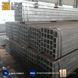 Cold rolled sch80 galvanized square steel pipe direct buy China weight