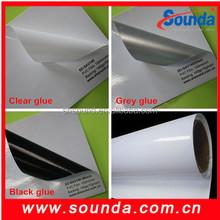 Sounda Custom Glossy Self Adhesive Vinyl Sticker At Ex-factory Price