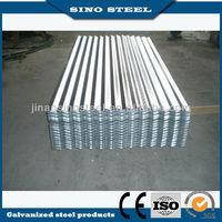 wholesale hot selling GCI sheet zinc coated corrugated sheet galvanized sheet for roof