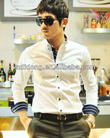 korea fashion man shirt 2013