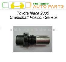 Toyota hiace 2005 Sensor de posición del cigüeñal