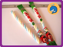 Marshmallow Cotton Candy Long Twist Marshmallow