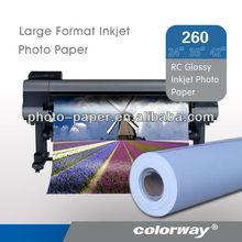Dmc140 140 gsm alto di grado rc carta fotografica dimensioni dual- lato la carta lucida