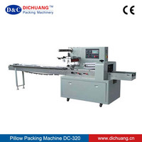 DC-320 Automatic Pillow Packing Machine for food/soap/candy