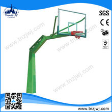 2014 Best price adjustable hydraulic basketball stand