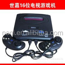 2015NEW!16 bit TV game ,MD Genesis SEGA Video Game console,factory supplier