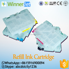 refillable ink cartridge for ricoh gc21 gc31 gc41 with sublimation ink