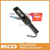 MCD-2008 New Security Hand held Metal detector, Portable copper detector