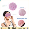 2015 new gel beads hot cold eye mask