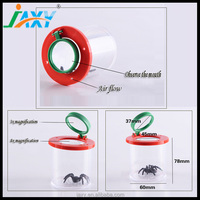2015 Primary Science Big View Bug Jar with 3.5x Bug Viewer Bug Tub,Insect Viewer,Magnifying box Bug Jar Catch bugs