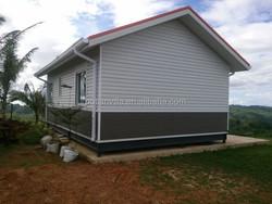 high quality green prefab cheap modern modular export tiny house