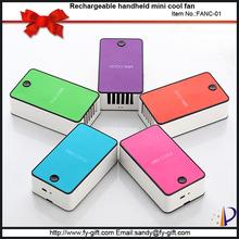 Innovative gift gadgets mini unique wholesales water mist fan