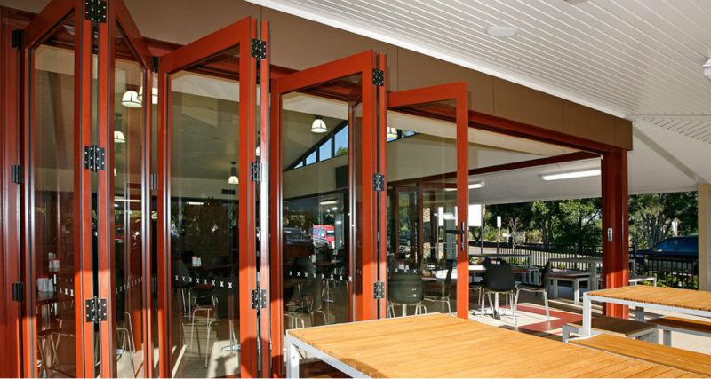 Venta al por mayor puerta plegable de aluminio de - Puertas de acordeon ...