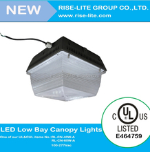 UL surface mounted LED Garage Lighter 40w