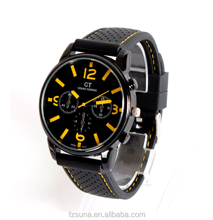 Best Price High Qulity GT Fashion Watch Quartz Vogue Watch