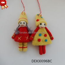 Super Lovely Mini Plush Christmas Gifts Christmas Tree Crafts