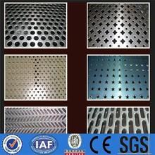 Decorative laser cut metal screens/CNC punching perforated screen mesh