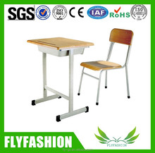 single cheap desk set/school tables and chairs SF-19S