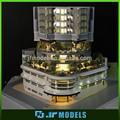 Bienes raíces/inmobiliaria de casas modulares para mostrar el resultado de los locales