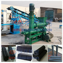 Reasonable high quality coal dust extruder briquette making machine price